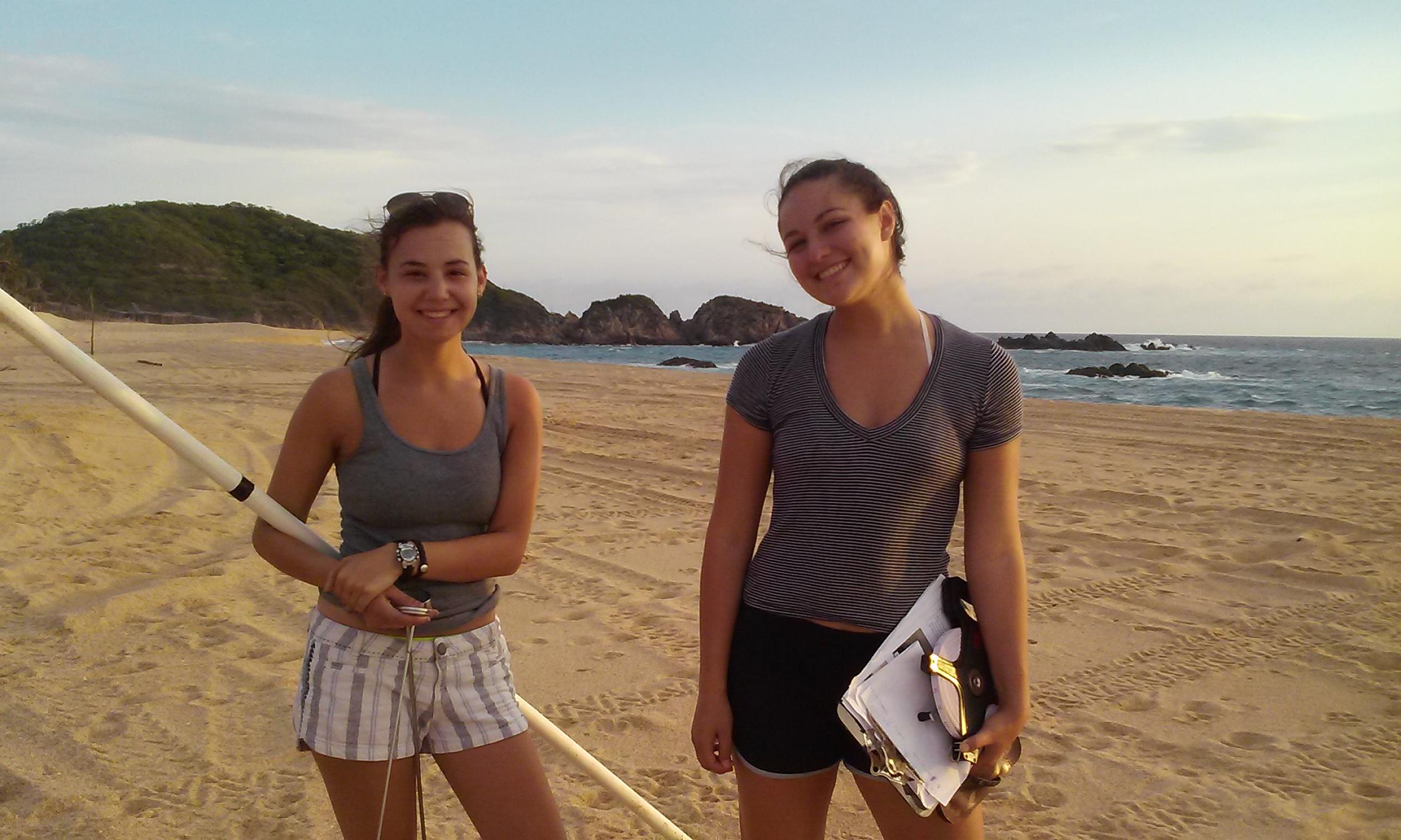 College Students - Sea Turtle Internship
